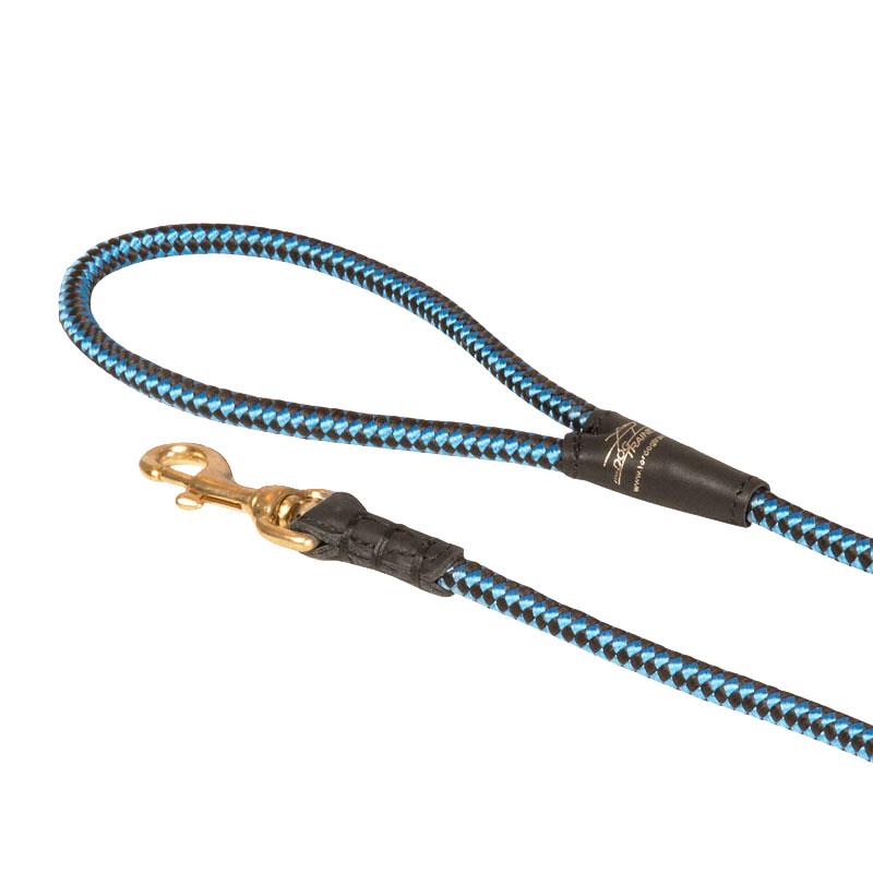 Laisse corde pour chien soyez le premier l20 - Laisse corde gros chien ...